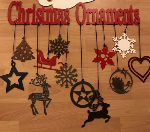 Christmas Ornament Sets 3 Or More