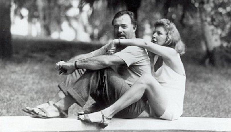 Martha Gellhorn and Ernest Heminway