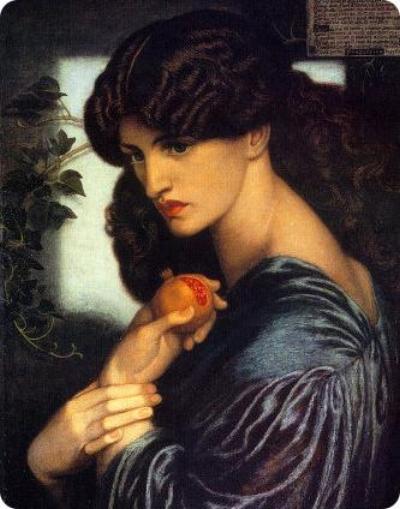 Prosperine by Dante Gabriel Rossetti