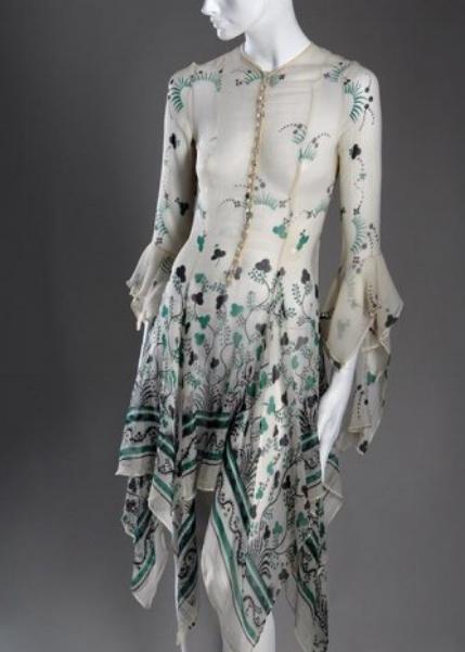 Ozzie Clarke dress