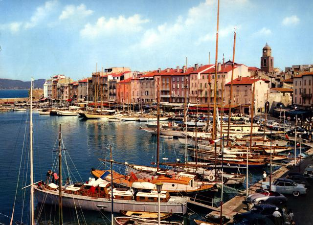 ST TROPEZ IN THE OLD DAYS