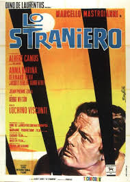 """THE STRANGER"" WITH MARCELLO MASTROIANNI"