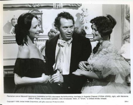 With Warren Oates and Isela Vega