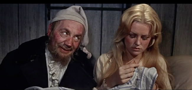 ALFIE BASS AND ME: 'VAMPIRE KILLERS'