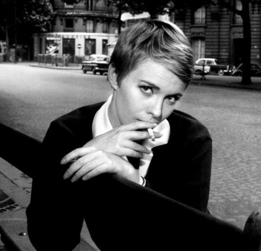 JEAN SEBERG - THIS IS WHAT I THOUGHT I LOOKED LIKE