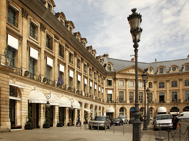 THE RITZ - PLACE VENDOME