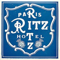 Fiona Lewis - The Ritz Logo