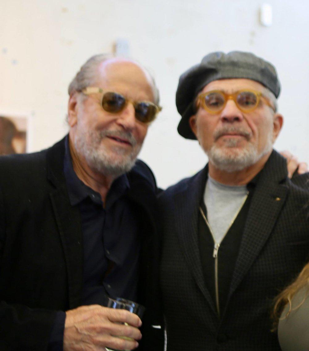 Art Linson and David Mamet