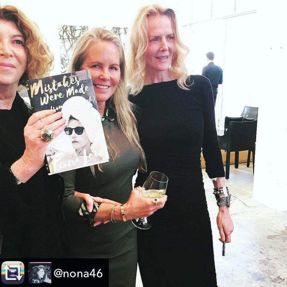 Nona Summers, Katie Arnoldi, & Fiona Lewis
