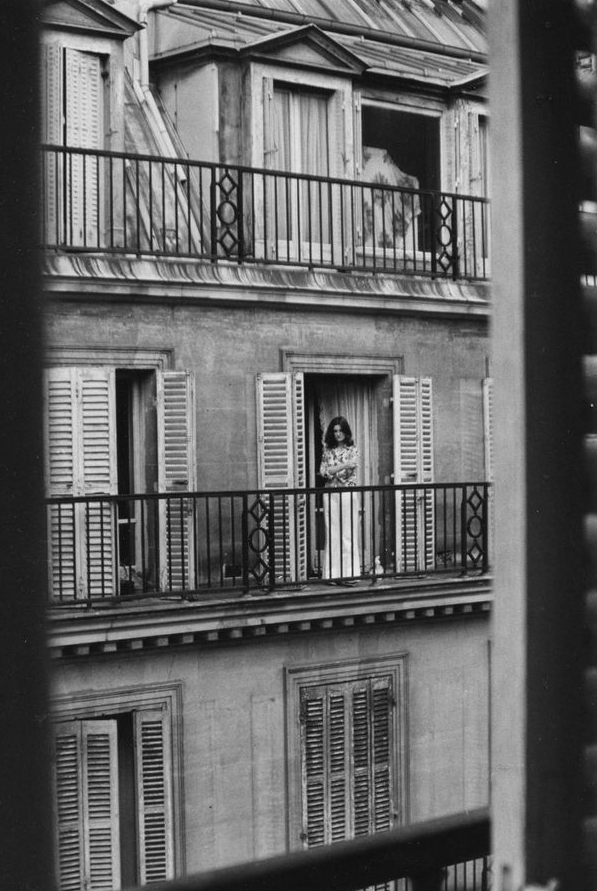 PARIS - PHOTO BY ANDRE KERTESZ