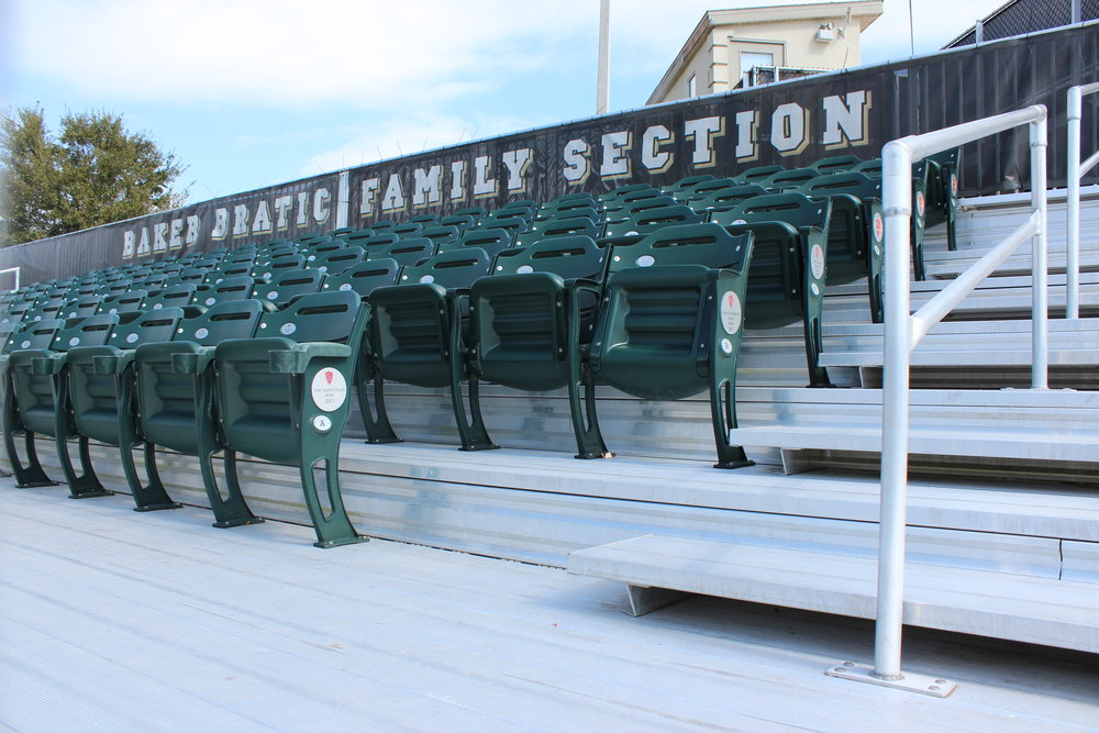 Flagler College Grandstands