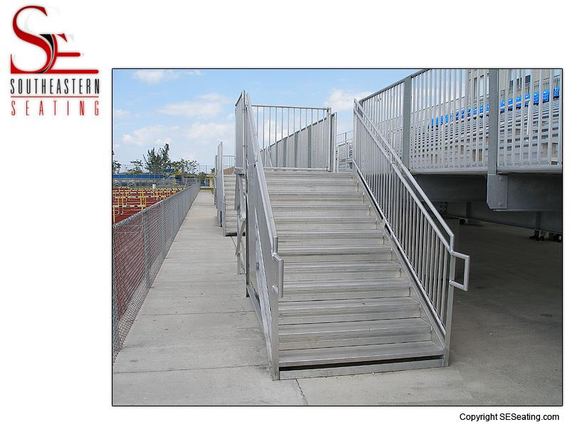 Stairs/ADA Aluminum Ramps