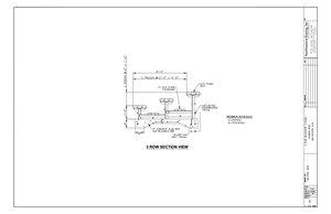 3 Row Aluminum Bleacher CAD