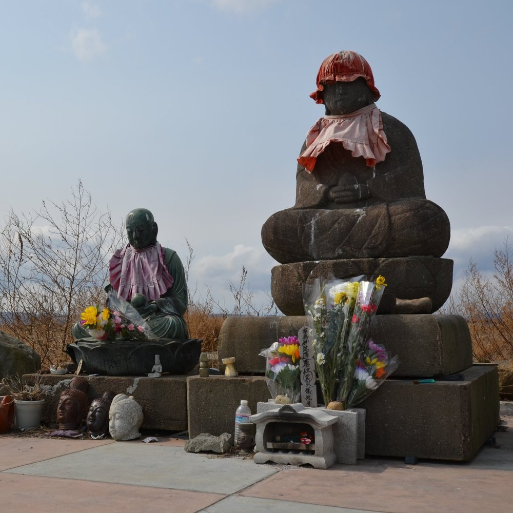 Little Prince shrine in middle of lost village.jpg