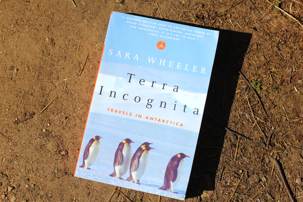 Skylar Gudasz, my dear friend and fellow Antarctica enthusiast, told me I had to read this book.