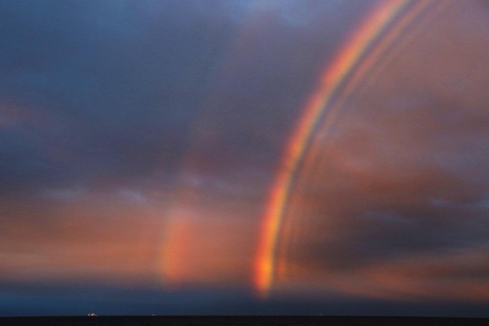 ...an epic rainbow