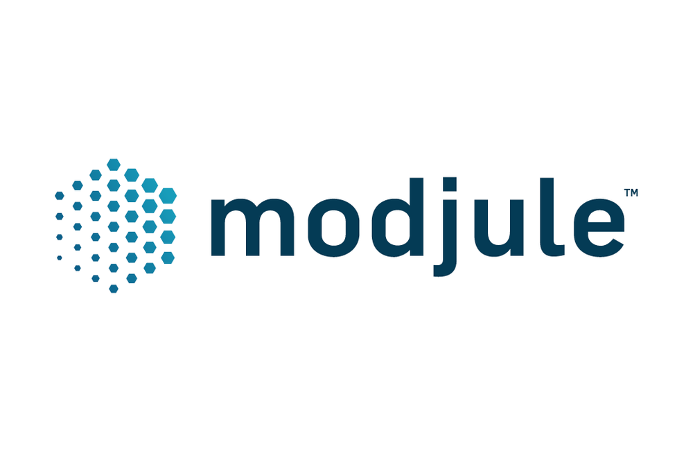 We helped Modjule, a start-up focused on small-footprint retail, create a brand identity that reflects the aggregate impact of their individual locations, as inspired by individual bees working together to provide for the hive.