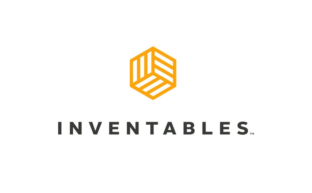We collaborated with  Inventables  to develop a brand identity that reflected their evolving market position by highlighting a three-dimensional space, the three components of their business model and their four-step engagement flow.