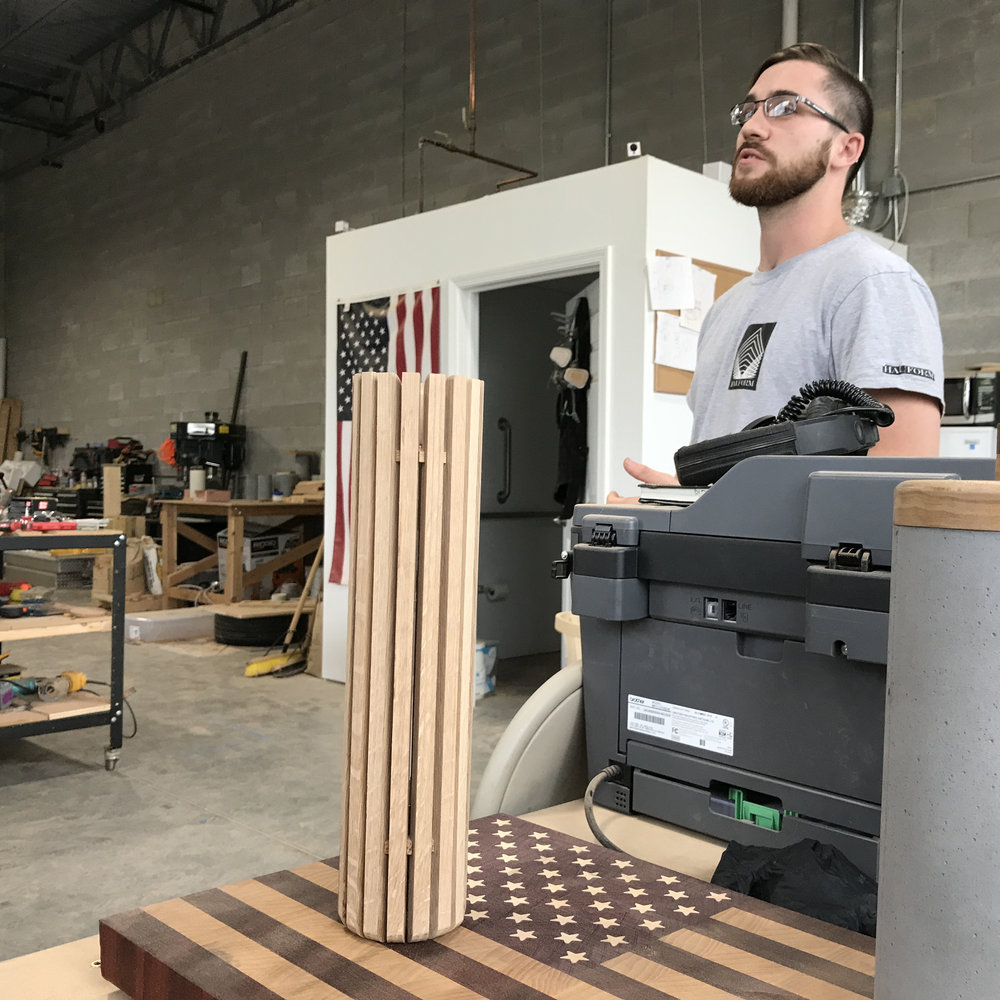 We've spent time with professional Makers, learning how they've turned passions and hobbies into booming businesses.  Learn more  >