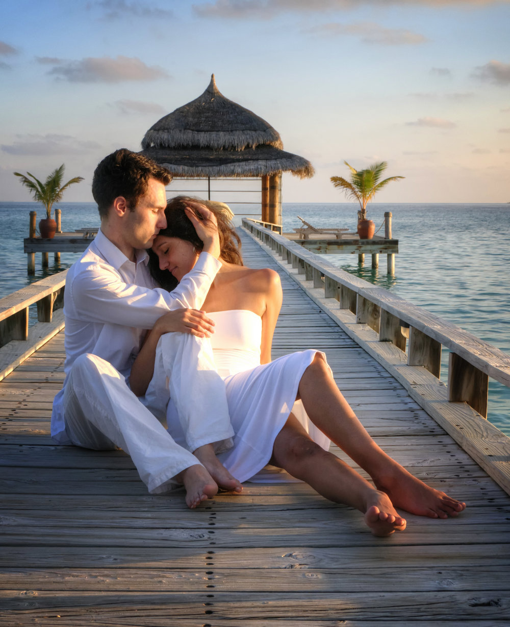 travel agent romantic getaway