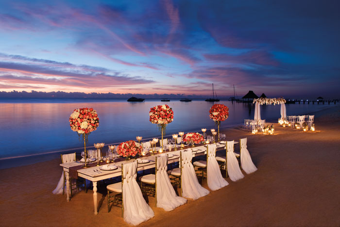 Total Travel Destinations wedding travel agent