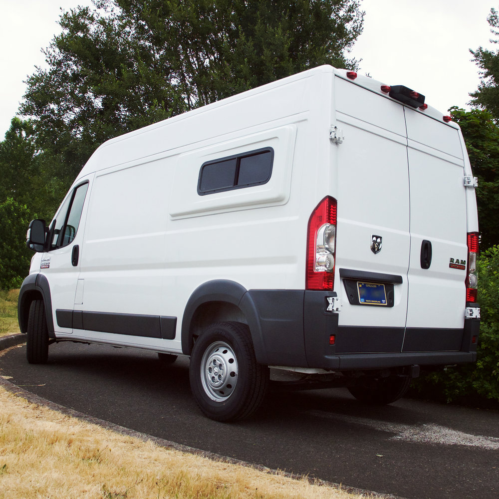 c6785cee9122 Flare Set for Ram Promaster Vans — FLARESPACE