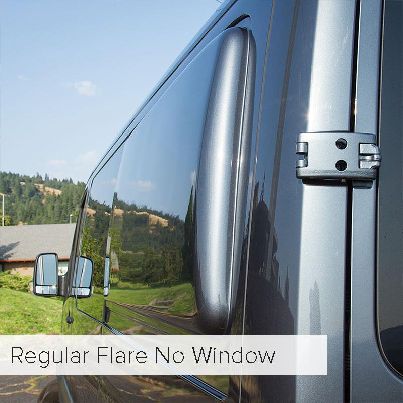 b9bde0c9ac28 Flare Set for Mercedes Sprinter 144