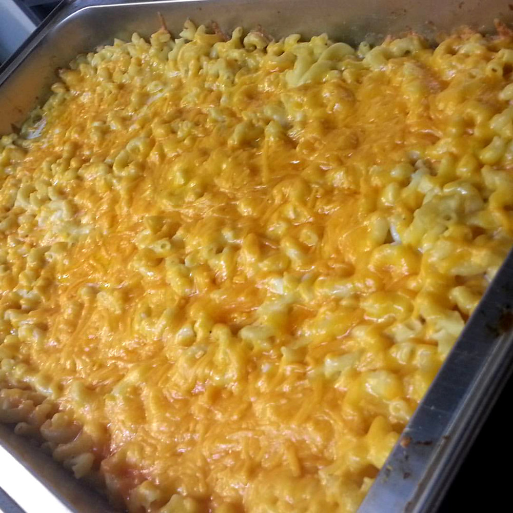 Baked Mac N Cheese