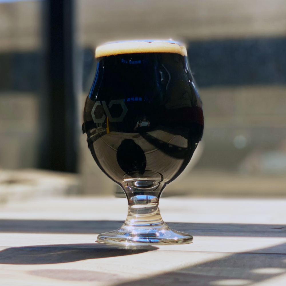 Bourbon Barrel Crema Stout