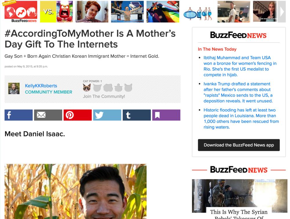 Buzzfeed 5/9/2015