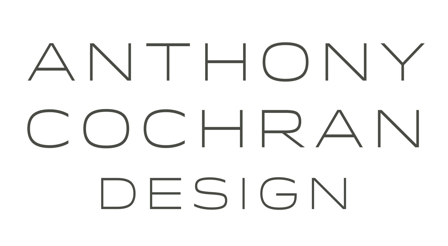 Anthony Cochran Design