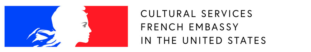 With the support of the    Cultural Services of the French Embassy in the United States