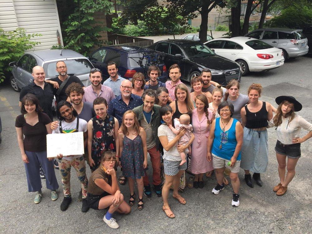 Gerry Granelli's Creative Music Workshop, 2016