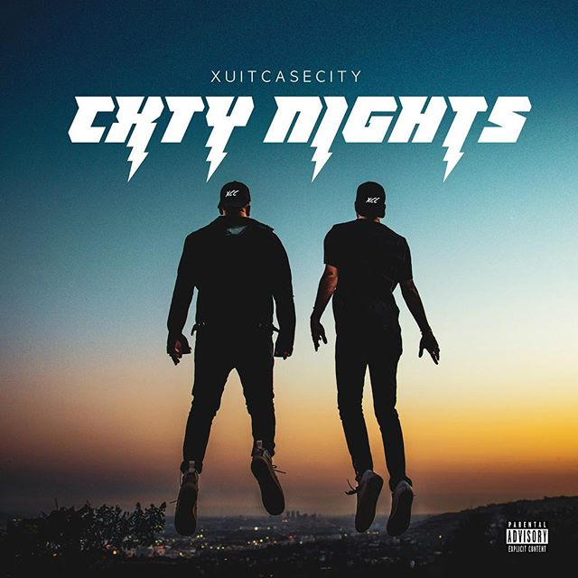 "Thank you to everyone who's been apart of making our dream come true! ""CXTY NIGHTS"" is out now! Go stream it & comment 💼 once you do!"