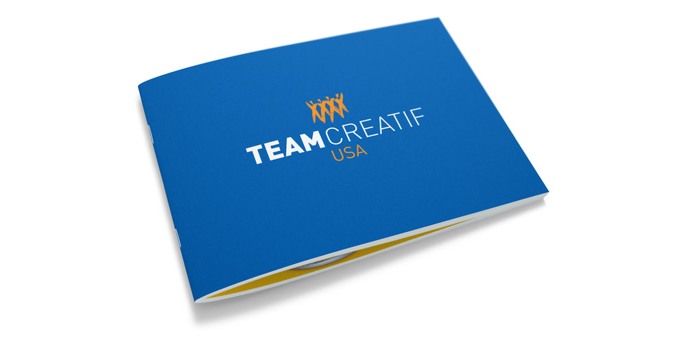 Team Creatif USA MiniBook