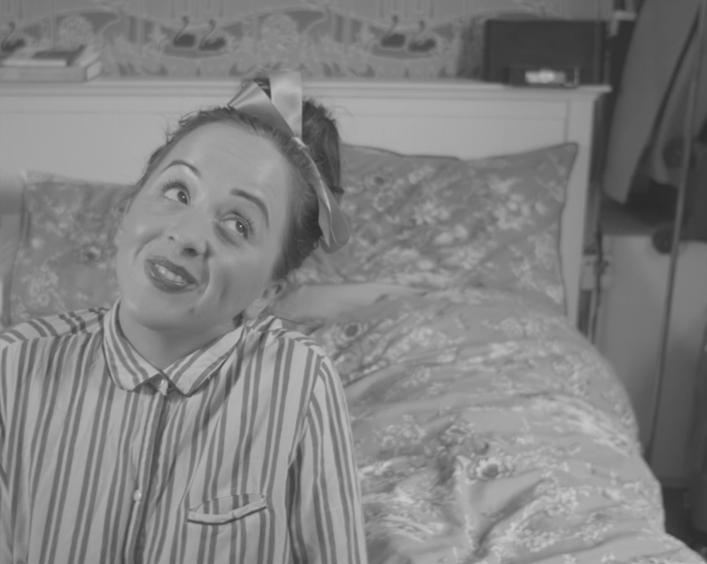 COMEDIC SHORTS WITH LUISA OMIELAN