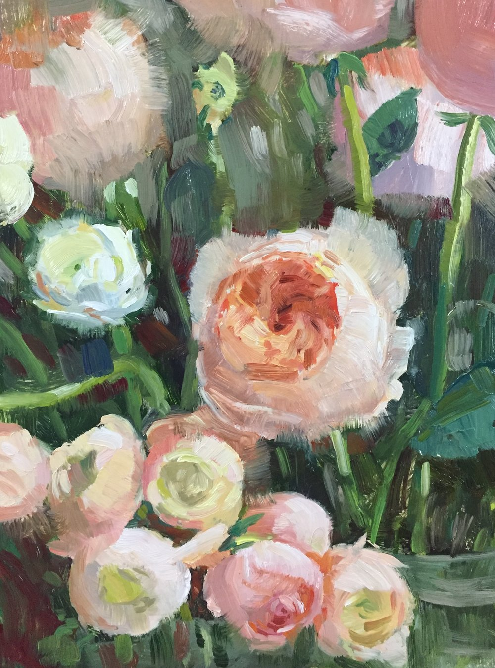 Roses  – 9x12 – $100
