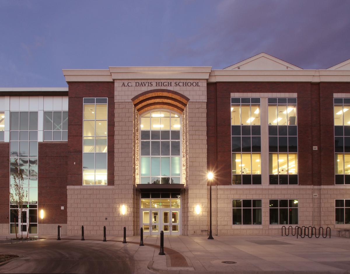 loofburrow wetch architects a c davis high school modernization