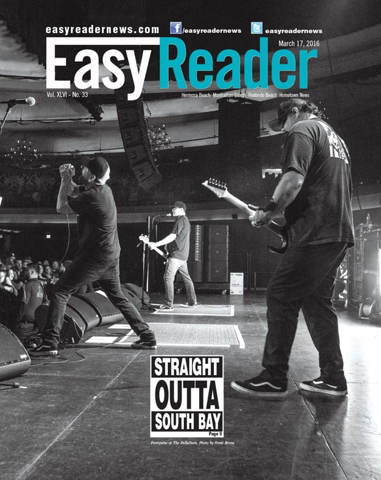 March 17, 2016 - Easy Reader Cover - Pennywise