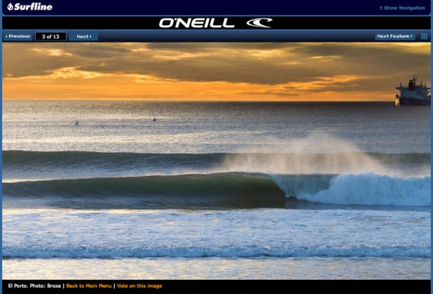 February 2011 - Surfline – Photo of the Month Challenge