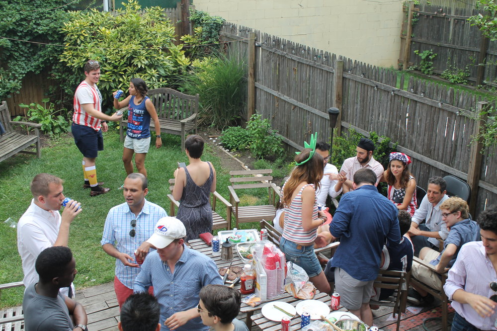 Member Events     In-house social events:holiday celebrations, cross-community olympics,reunions and more.