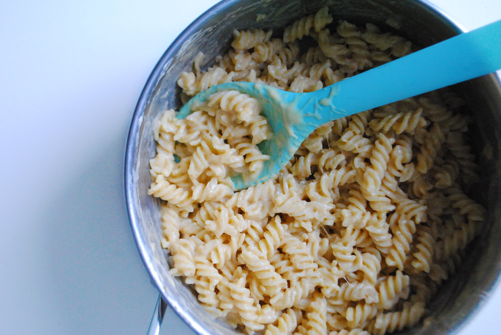macaroni and cheese recipe from lily muffins