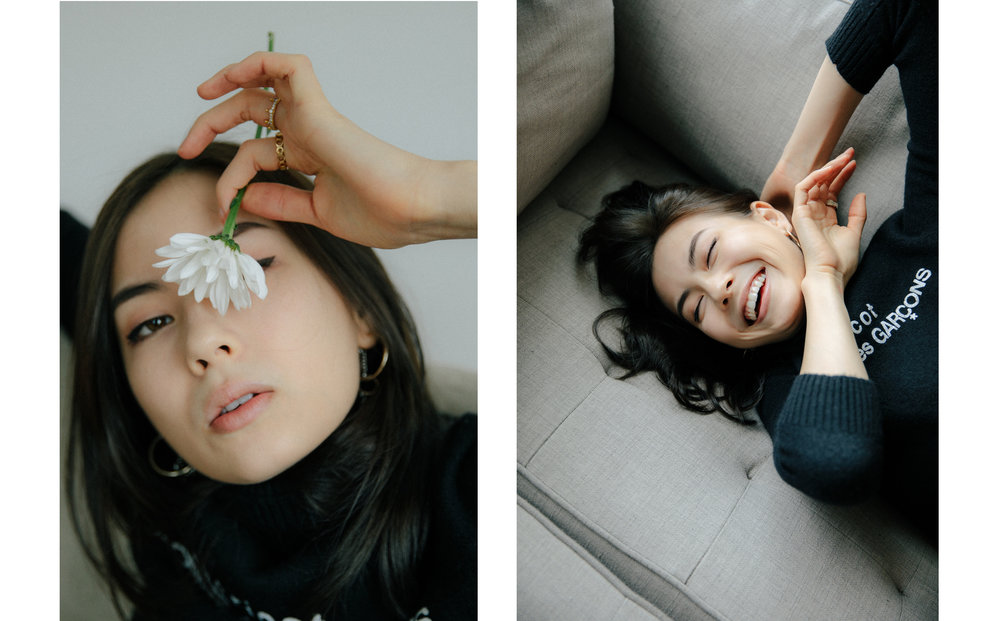 Lauren Tsai for Heroine