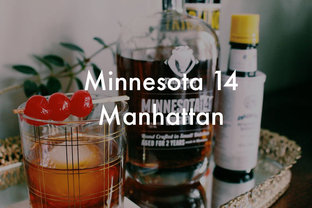 Minnesota 14 Manhattan