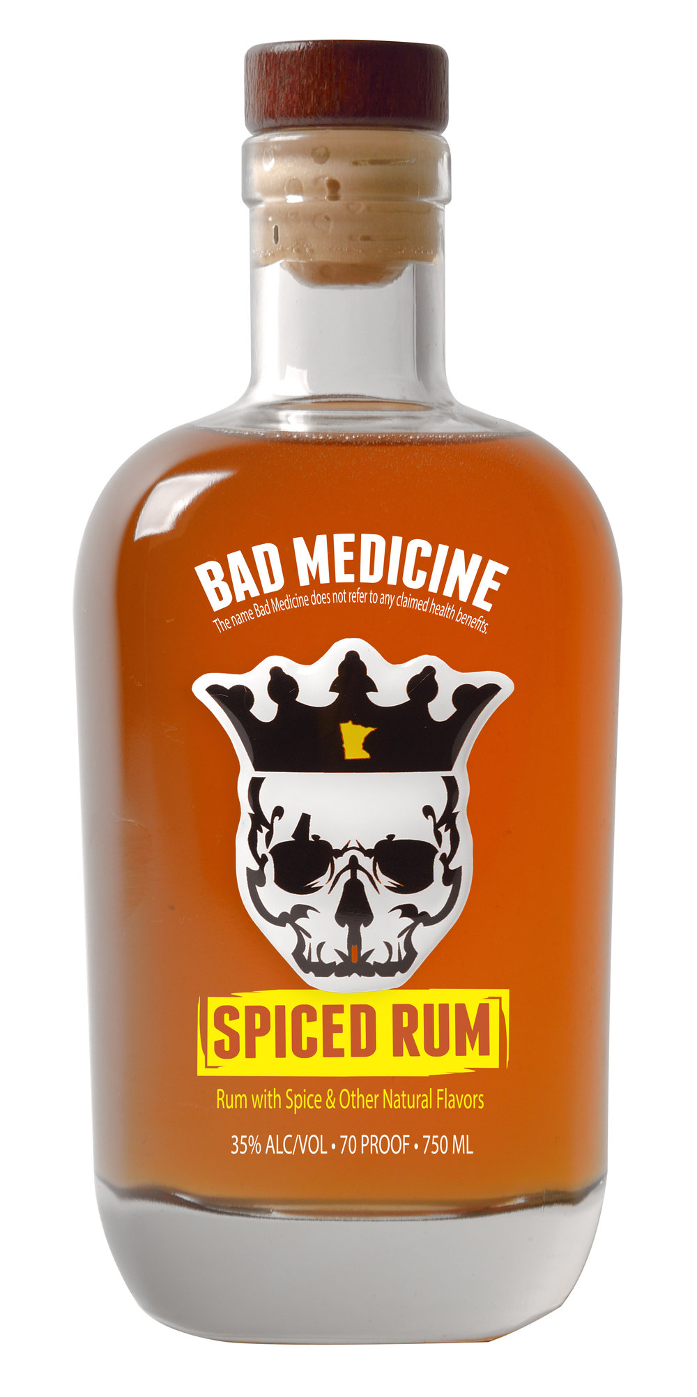 Bad Medicine Spiced Rum