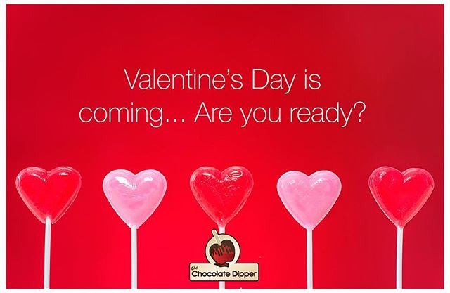 Are you ready? #valentinesday