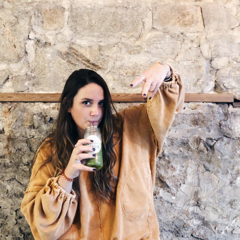 Meg's Celery Juice Photo