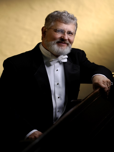 John V. Sinclair, Artistic Director and Conductor
