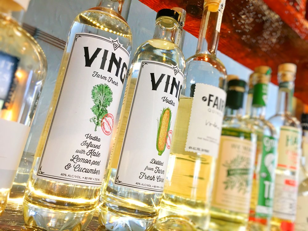 -  VING VODKA now available for purchase on line through K&L Wines! Shipping available to California, Colorado, Missouri, New Hampshire, Nebraska, Wisconsin and New Mexico!