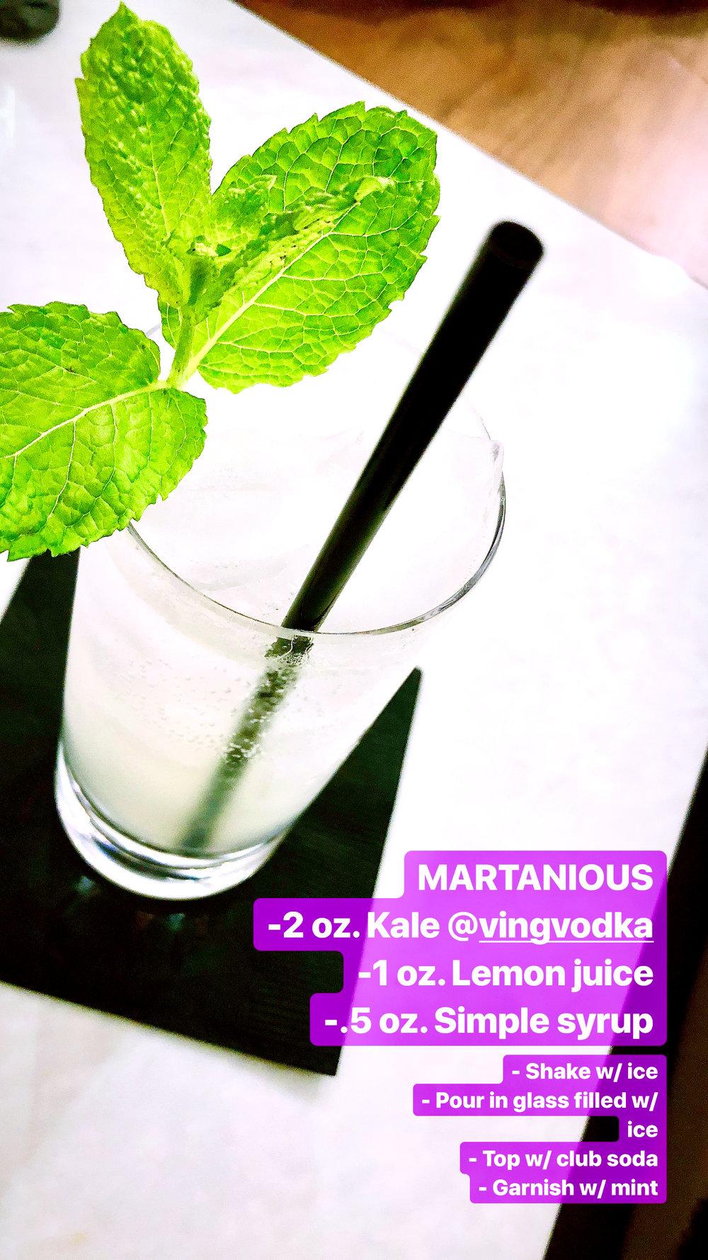"""VING MARTANIOIUS"" @KANEDEIP & @JUANVME"